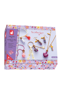 Janod Fairy Jewelry Making Kit - Product List Image