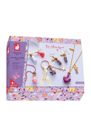 Janod Fairy Jewelry Making Kit - Product Mini Image