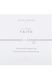 Katie Loxton Faith Bracelet - Product Mini Image