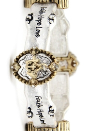 Something Special Faith-Hope-Love Bracelet - Side cropped
