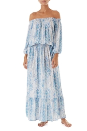 Melissa Odabash Faith Off-The-Shoulder - Front full body