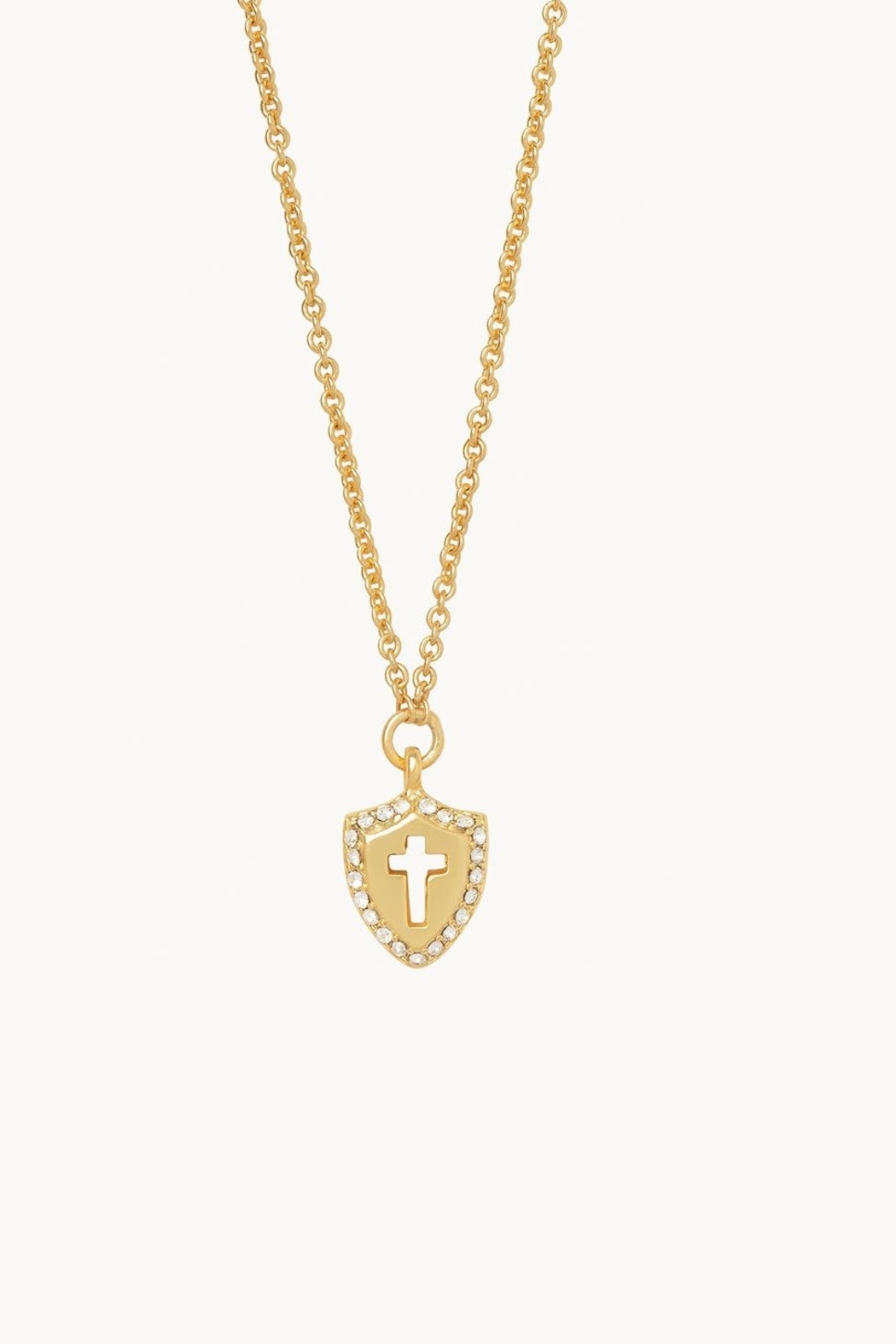 Spartina 449 Faith Over Fear Necklace - Front Cropped Image