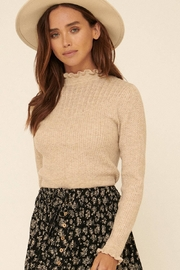 Promesa  Faith Sweater - Front cropped