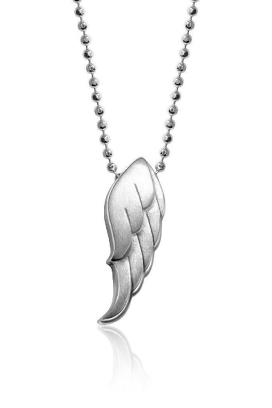 Alex Woo Faith Wing Necklace - Main Image