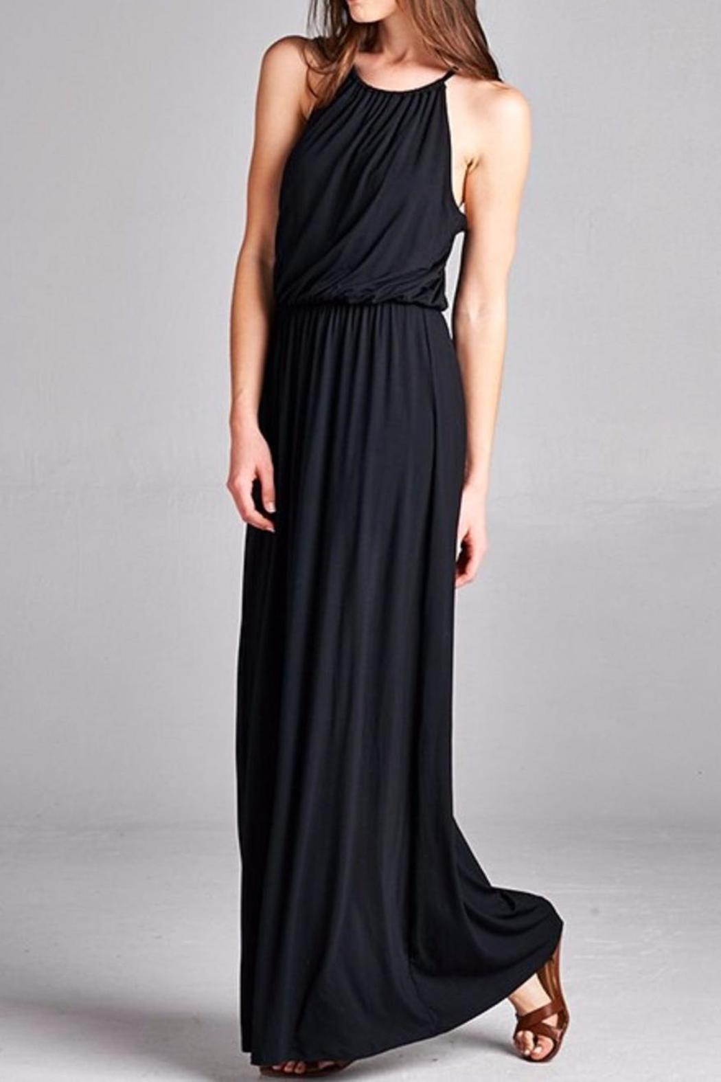 Faith Apparel The Ale Maxi - Front Full Image