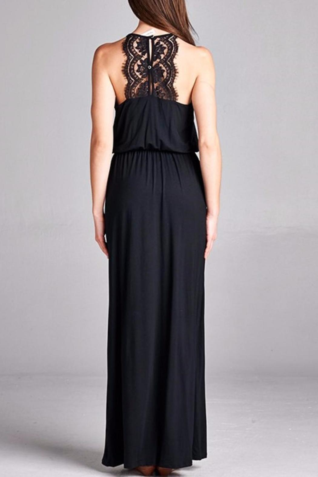 Faith Apparel The Ale Maxi - Side Cropped Image
