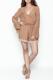 Faithfull Sublime Playsuit - Front full body