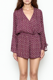 Faithfull Sublime Playsuit - Front cropped