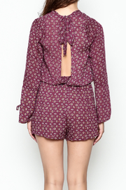 Faithfull Sublime Playsuit - Back cropped