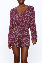 Faithfull Sublime Playsuit - Product Mini Image