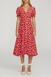 Faithfull The Brand Ari Midi Dress - Product Mini Image