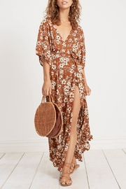 Faithfull The Brand Bergamo Maxi Dress - Product Mini Image