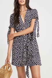 Faithfull The Brand Birgit Floral Dress - Front full body