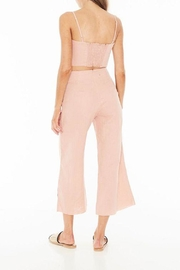 Faithfull The Brand Carmen Cropped Pants - Side cropped