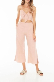 Faithfull The Brand Carmen Cropped Pants - Product Mini Image