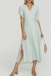 Faithfull The Brand Chiara Midi Dress - Product Mini Image