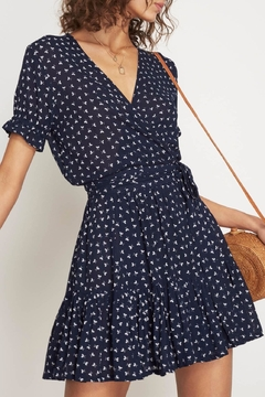 Faithfull The Brand Cosette Floral Dress - Product List Image