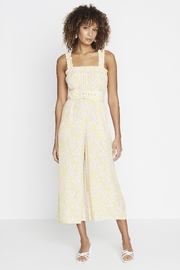 Faithfull The Brand Dolores Jumpsuit - Product Mini Image