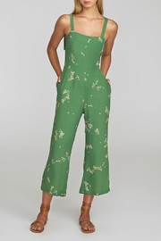 Faithfull The Brand Elsa Floral Jumpsuit - Front cropped