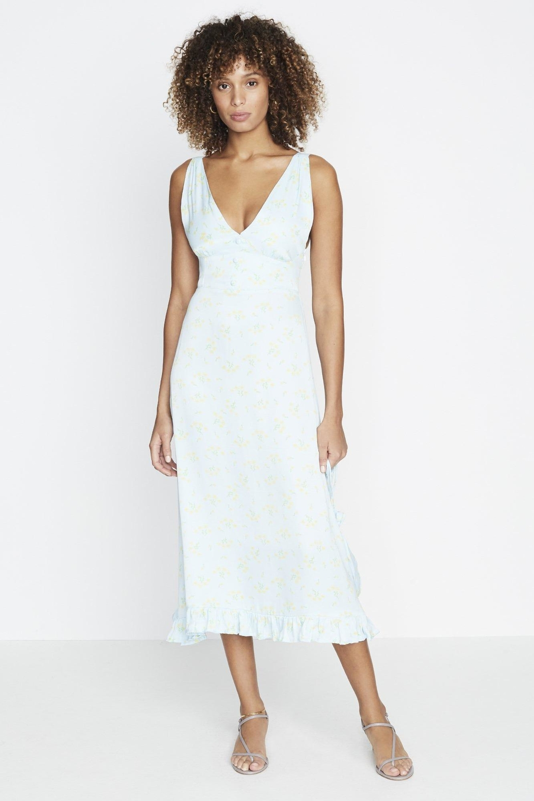Faithfull The Brand Emili Sun Dress - Main Image
