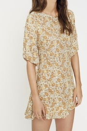 Faithfull The Brand Jeanette Dress Zoella - Side cropped