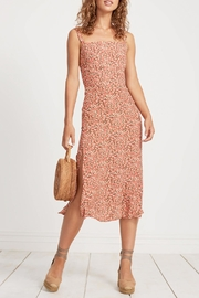 Faithfull The Brand Katergo Midi Dress - Product Mini Image