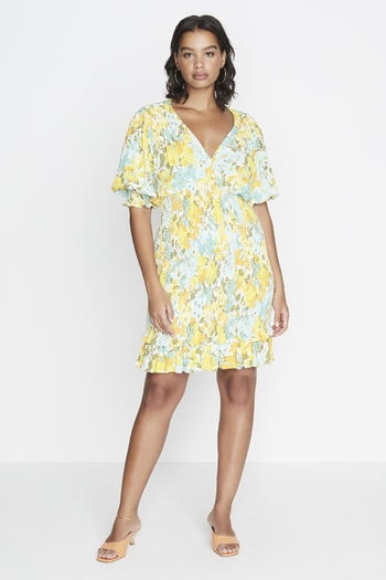 Faithfull The Brand Margherita Mini Dress from Los Angeles by Tags Boutique — Shoptiques