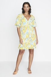 Faithfull The Brand Margherita Mini Dress - Product Mini Image