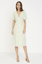 Faithfull The Brand Marta Dress Bella - Product Mini Image