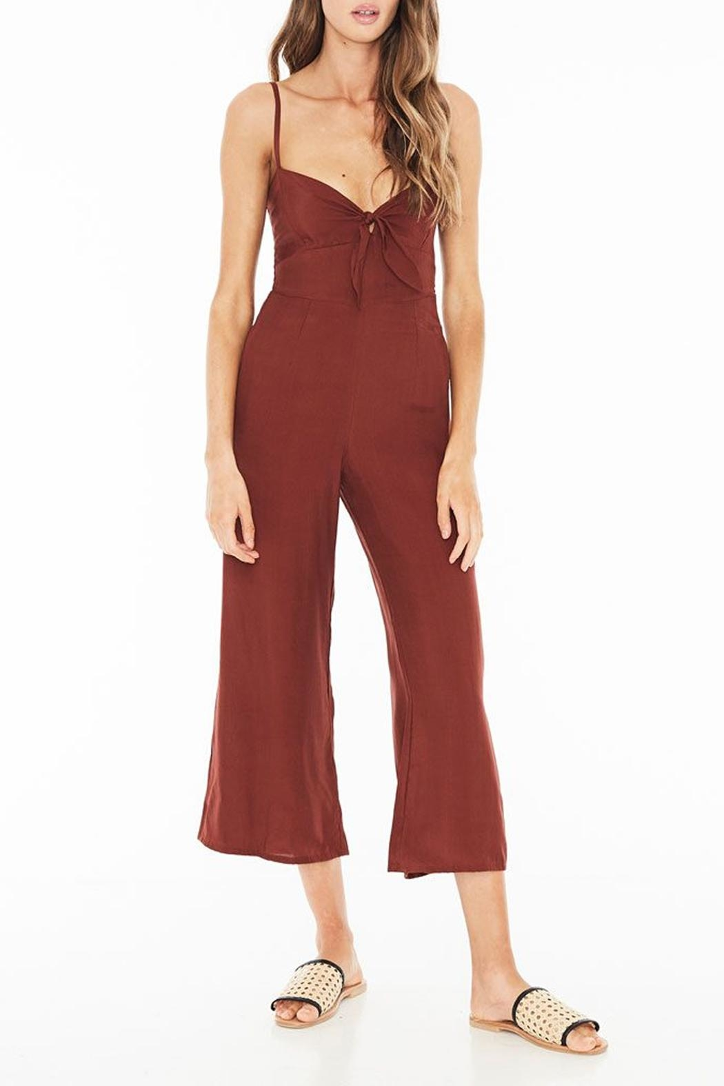 Faithfull The Brand Presley Jumpsuit - Main Image