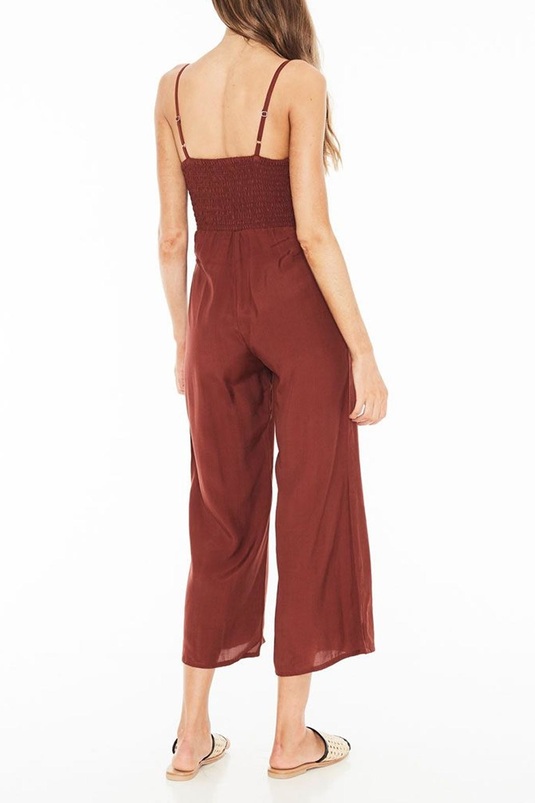 Faithfull The Brand Presley Jumpsuit - Side Cropped Image