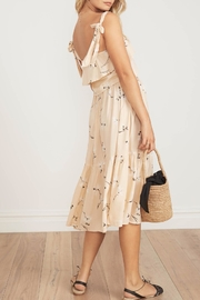 Faithfull The Brand Tiered Floral Crop - Front full body