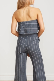 Faithfull The Brand Tiered Tube Crop - Front full body
