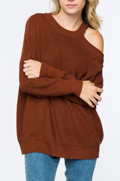 Timing Fall-bulous Days sweater - Product List Image