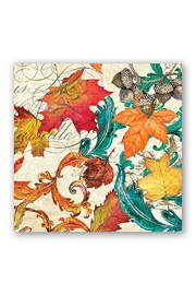 Michel Design Works Fall Cocktail Napkin - Product Mini Image