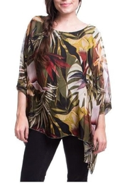 GiGi Moda Fall Color Kaftan - Product Mini Image