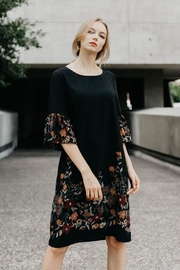 Les Amis Fall Dress Perfection - Front full body