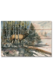 Daydream HQ Fall Elk Print - Product Mini Image