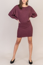 Lush Fall Fab Dress - Front cropped