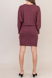 Lush Fall Fab Dress - Front full body