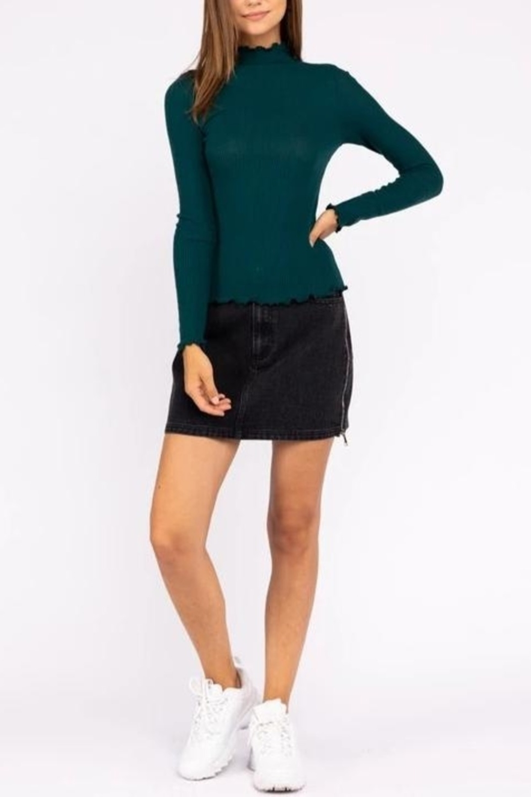 Le Lis Fall Fabulous top - Front Cropped Image