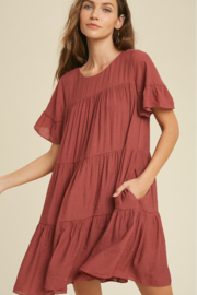 Wishlist Fall Festival Dress - Front cropped