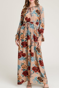 Shoptiques Product: Fall Floral Maxi