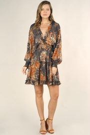 Lovestitch FALL NIGHTS DRESS - Front cropped