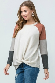 Entro FALL PALETTE - Back cropped