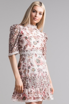 Just Me Fall Perfection Dress - Product List Image