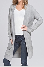 Cherish Fall Pocket Cardigan - Product Mini Image