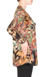 Joseph Ribkoff Fall Print Jacket - Front full body