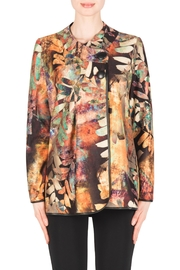 Joseph Ribkoff Fall Print Jacket - Product Mini Image