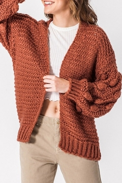 Favlux Fall Style Cardigan - Product List Image
